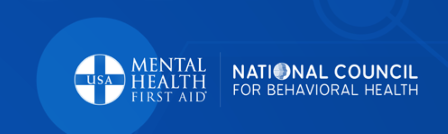 Mental Health First Aid Course - May 24, 2021 Banner