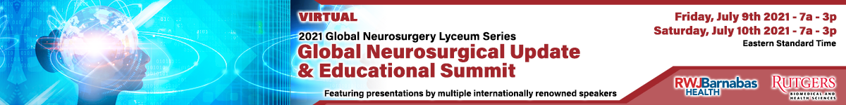 Global Neurosurgical Update and Educational Summit Banner