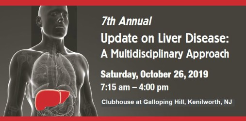 7th Annual Update on Liver Disease: A Multidisciplinary Approach Banner