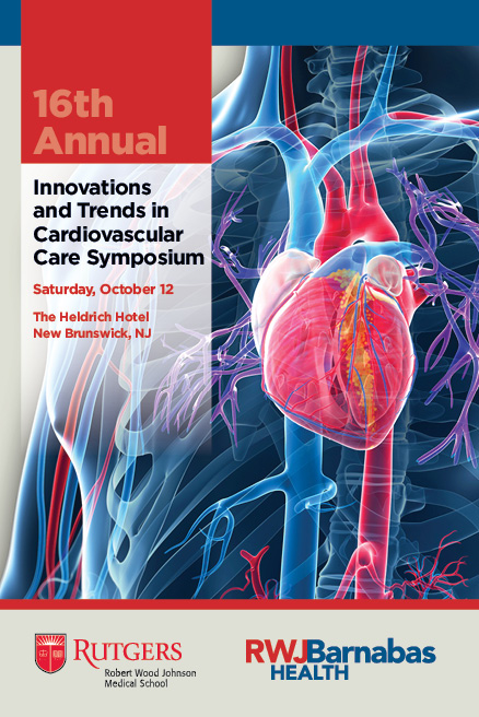 16th Annual Innovations and Trends in Cardiovascular Care Symposium Banner
