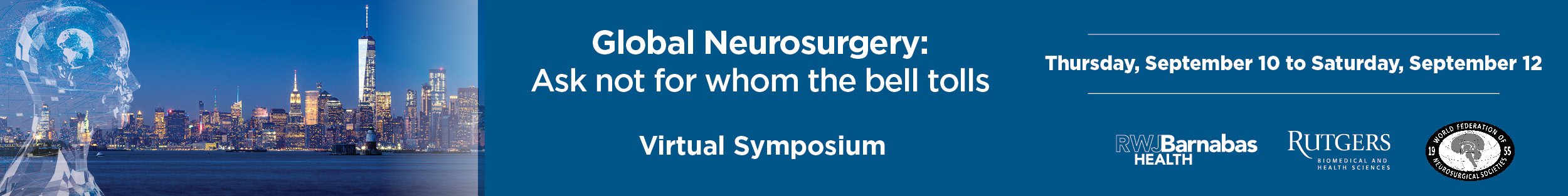 Global Neurosurgery:  Ask Not for Whom the Bell Tolls Banner