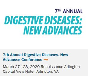 7th Annual Digestive Diseases: New Advances Banner