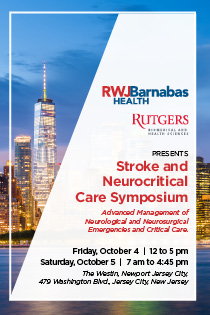 Stroke and Neurocritical Care Symposium: Advanced Management