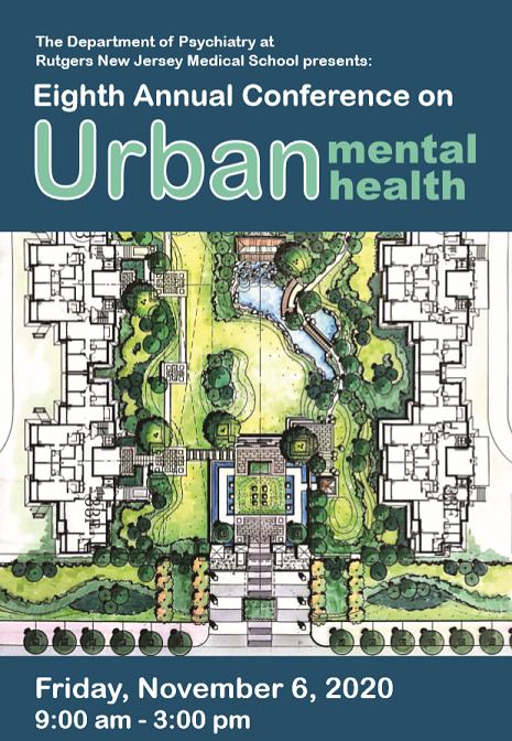 Urban Mental Health 2020: Navigating and Negotiating the COVID World Banner