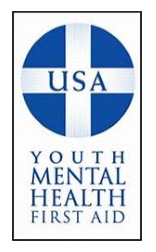 CCRTR presents: Youth Mental Health First Aid Banner
